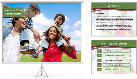 0000083658 PowerPoint Template
