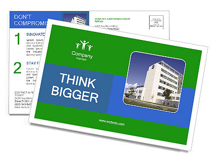 0000083665 Postcard Template