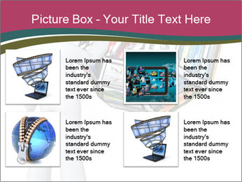 0000083670 PowerPoint Templates - Slide 14