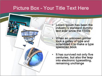 0000083670 PowerPoint Template - Slide 17
