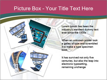 0000083670 PowerPoint Templates - Slide 23