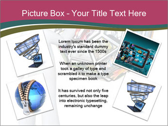 0000083670 PowerPoint Templates - Slide 24