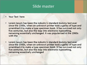 0000083672 PowerPoint Templates - Slide 2