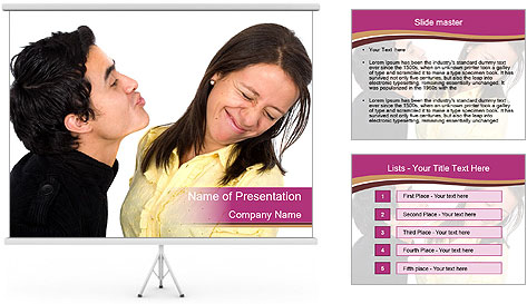 0000083675 PowerPoint Template