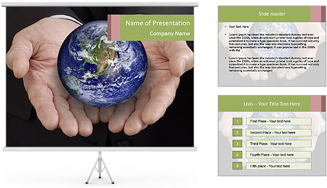 0000083680 PowerPoint Template