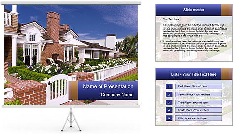 0000083685 PowerPoint Template