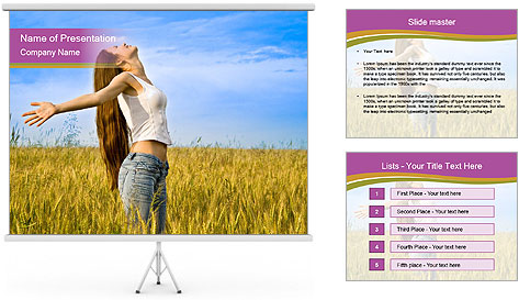 0000083694 PowerPoint Template