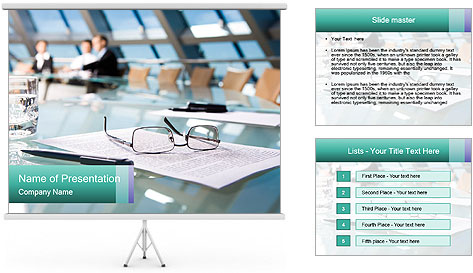0000083695 PowerPoint Template