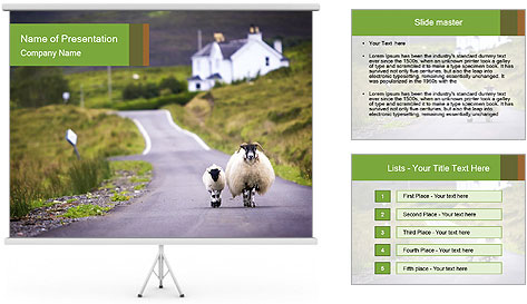 0000083697 PowerPoint Template