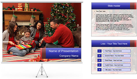 0000083702 PowerPoint Template