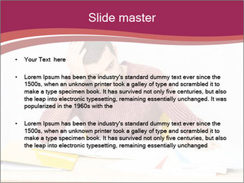 0000083725 PowerPoint Templates - Slide 2