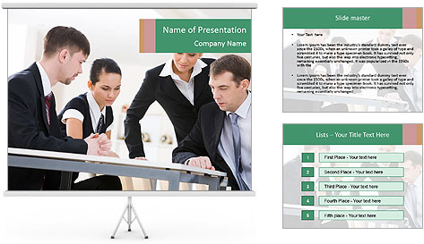 0000083727 PowerPoint Template