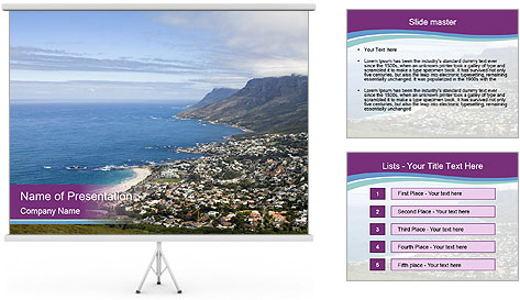 0000083733 PowerPoint Template