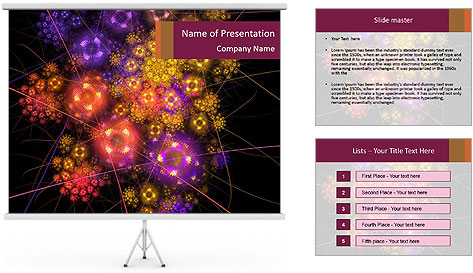 0000083740 PowerPoint Template