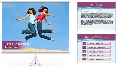 0000083743 PowerPoint Template
