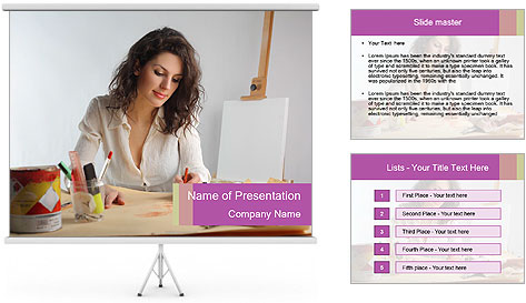 0000083746 PowerPoint Template