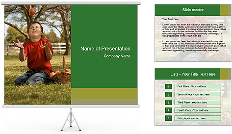 0000083770 PowerPoint Template