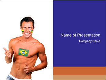 0000083773 PowerPoint Template - Slide 1