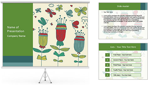0000083774 PowerPoint Template