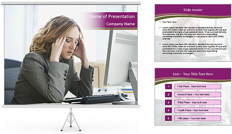 0000083791 PowerPoint Template