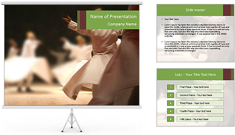 0000083797 PowerPoint Template