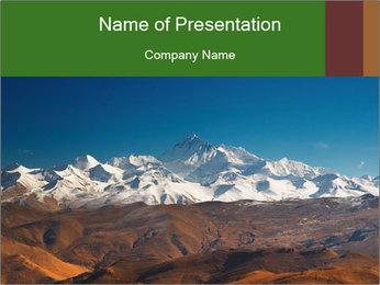 0000083809 PowerPoint Template - Slide 1