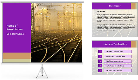 0000083810 PowerPoint Template