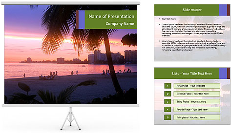 0000083812 PowerPoint Template