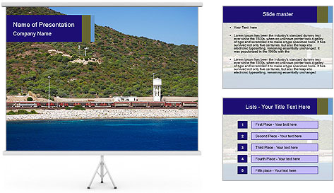 0000083816 PowerPoint Template