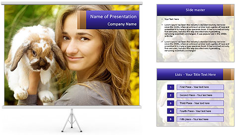 0000083840 PowerPoint Template