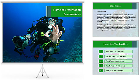 0000083854 PowerPoint Template