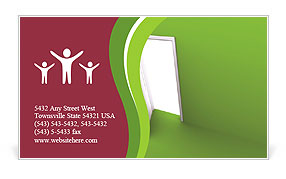 0000083869 Business Card Template