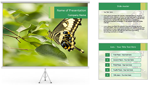 0000083874 PowerPoint Template