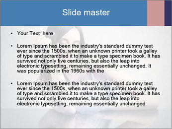 0000083886 PowerPoint Templates - Slide 2