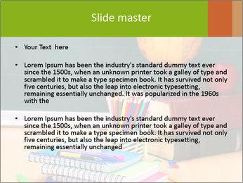 0000083888 PowerPoint Templates - Slide 2