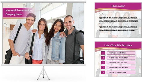 0000083889 PowerPoint Template