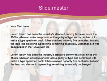 0000083889 PowerPoint Templates - Slide 2