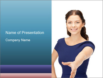0000083909 PowerPoint Template - Slide 1