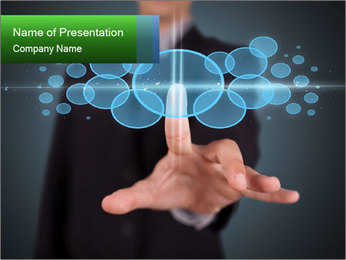 0000083913 PowerPoint Template - Slide 1