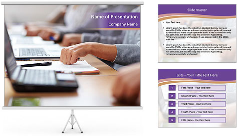 0000083915 PowerPoint Template