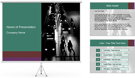 0000083916 PowerPoint Template