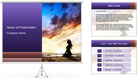 0000083917 PowerPoint Template