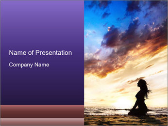 0000083917 PowerPoint Templates - Slide 1