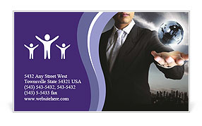 0000083920 Business Card Template
