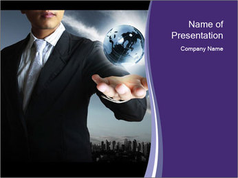 0000083920 PowerPoint Template - Slide 1
