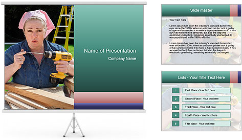 0000083927 PowerPoint Template