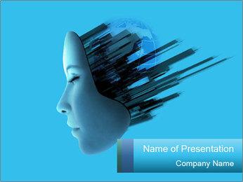0000083929 PowerPoint Templates - Slide 1