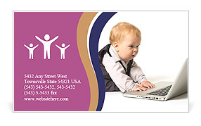 0000083958 Business Card Template