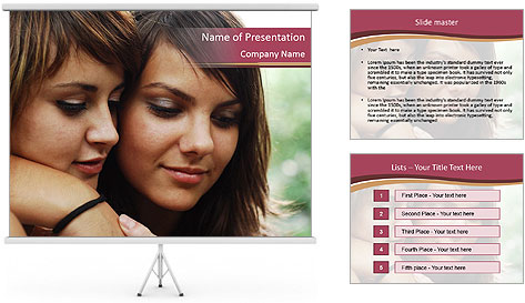 0000083970 PowerPoint Template