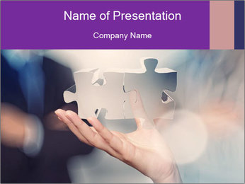 0000083976 PowerPoint Template - Slide 1